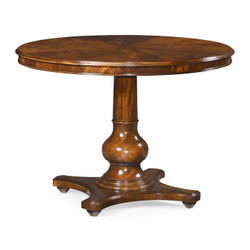 Jonathan Charles Assorted Breakfast Table In Antique Mahogany