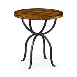 Jonathan Charles Casually Country Round Side Table