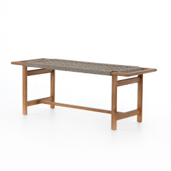Four Hands Phoebe Outdoor Bench