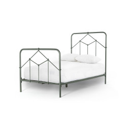 Four Hands Casey Bed - Twin - Sage Green