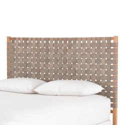 Four Hands Llano Woven Headboard - King