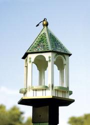 Victorian Birdfeeder