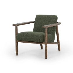 Four Hands Arnett Chair - Copenhagen Emerald