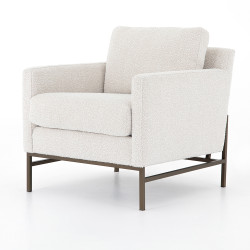 Four Hands Vanna Chair - Knoll Natural