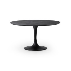 """Four Hands Powell Dining Table - 55"""" - Bluestone"""