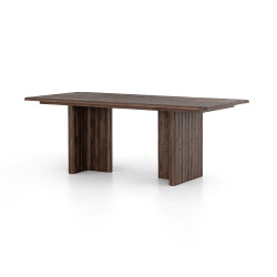 """Four Hands Lineo Dining Table - 80"""""""