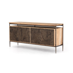 Four Hands Miguel Sideboard - Bleached Walnut