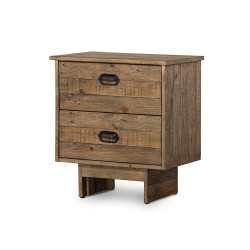 Four Hands Baxter Nightstand - Sierra Rustic Natural