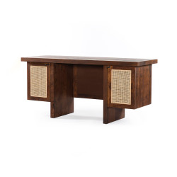 Four Hands Goldie Desk - Toasted Acacia