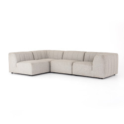 Four Hands Gwen Outdoor 4 Pc Sectional