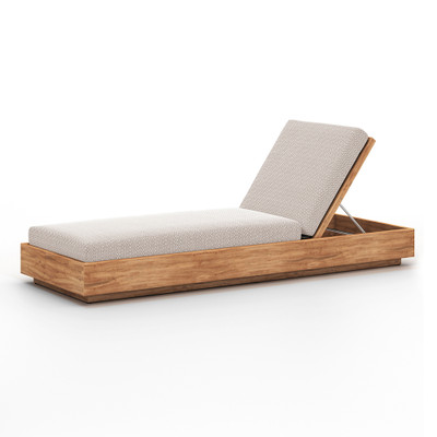Four Hands Kinta Outdoor Chaise - Faye Sand