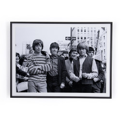 "Four Hands The Rolling Stones By Getty Images - 48""X36"""