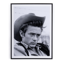 "Four Hands James Dean By Getty Images - 48""X36"""
