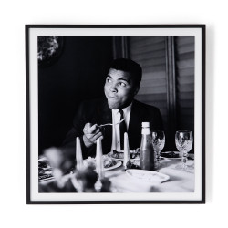 "Four Hands Muhammad Ali By Getty Images - 40""X40"""