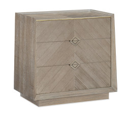 Caracole Crossed Purposes Nightstand