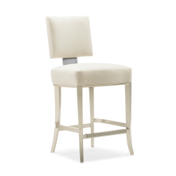 Caracole Reserved Seating Counter Stool