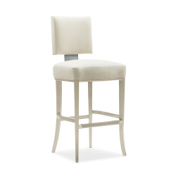 Caracole Reserved Seating Bar Stool