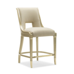 Caracole In Good Taste Counter Stool