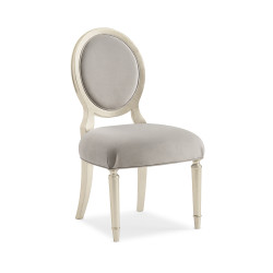 Caracole Chit Chat Side Dining Chair - Set of 2