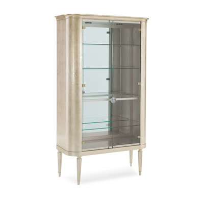 Caracole Time To Reflect Bar Cabinet