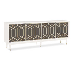 Caracole Outside Interest Media Console