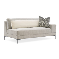 Caracole Repetition Raf Loveseat