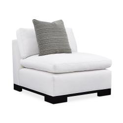 Caracole Refresh Armless Chair