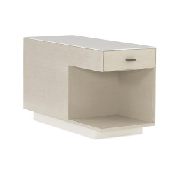 Caracole Repetition Bunching End Table