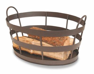 Shaker Log Bin
