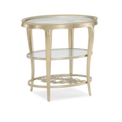 Caracole Wild Flower End Table