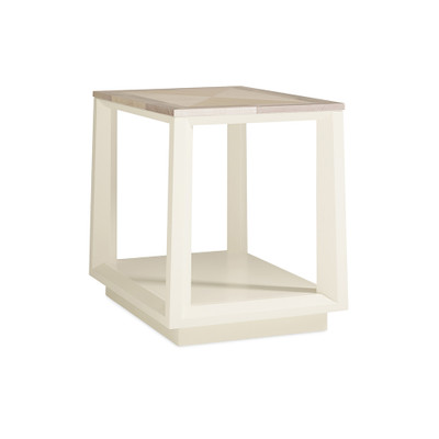 Caracole Art Work End Table
