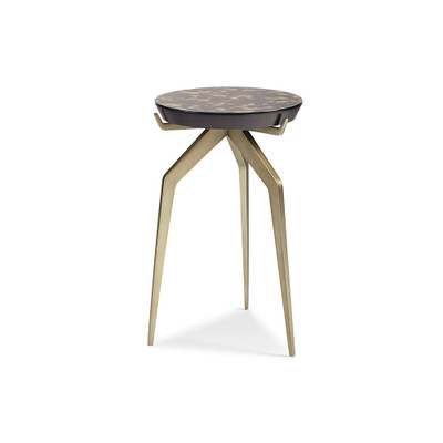 Caracole Remix Mirror Top Accent Table