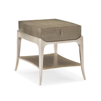 Caracole Avondale Storage End Table