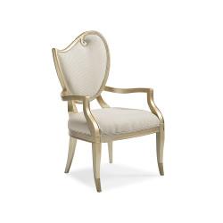 Caracole Fontainebleau Arm Chair