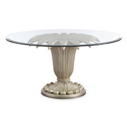 "Caracole Fontainebleau Center Table 60"""