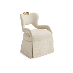 Caracole Fontainebleau Host Dining Chair
