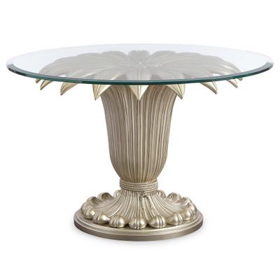 "Caracole Fontainebleau Center Table 42"""