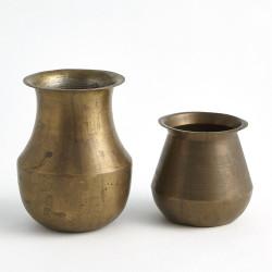 Brass Lota Pot - Lg