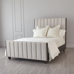 Channel Bed - Muslin - King
