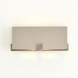 Empire Wall Sconce - Nickel/Graphite - HW