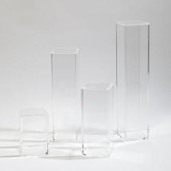 4 Acrylic Riser - Lg