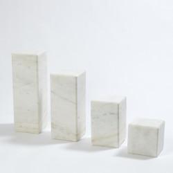5 Marble Mini Pedestal/Riser - Med