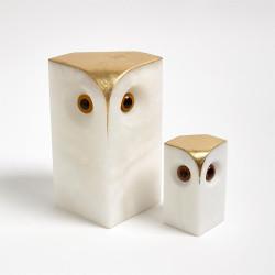 Alabaster Owl - Sm