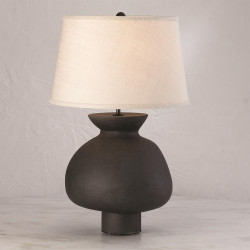Casis Lamp - Matte Black