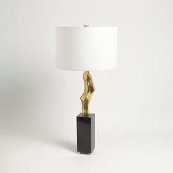 Conceptual Lamp - Brass
