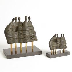 Crowd Sculpture - Sm