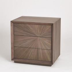 Eucalyptus Burst Bedside Chest - Right