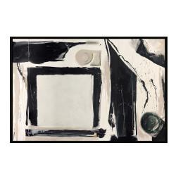 Framed Printed Canvas - Modernist - Boxed