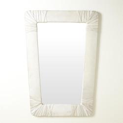 Gabriel Mirror - White