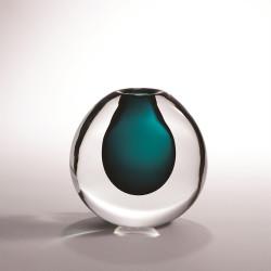 Ice Vase - Azure - Sm